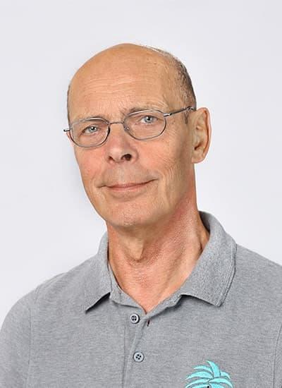 Botenfahrer seit 2019 Mitarbeiter im Team der Palmen-Apotheke Ottobrunn