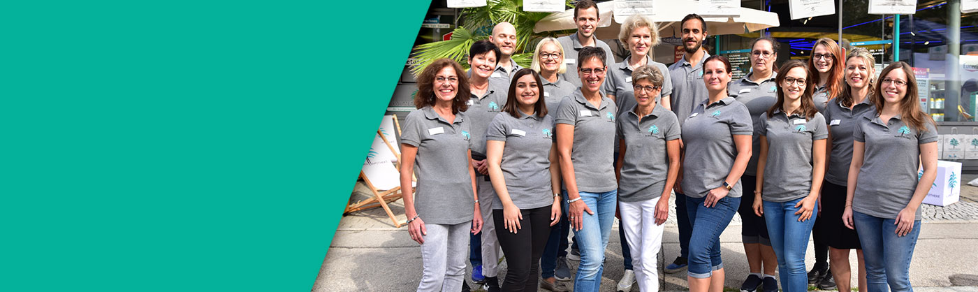 Palmen Apotheke - Das Team