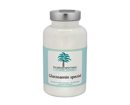 Nahrungsergänzungsmittel aus der Apotheke Glucosamin-Spezial