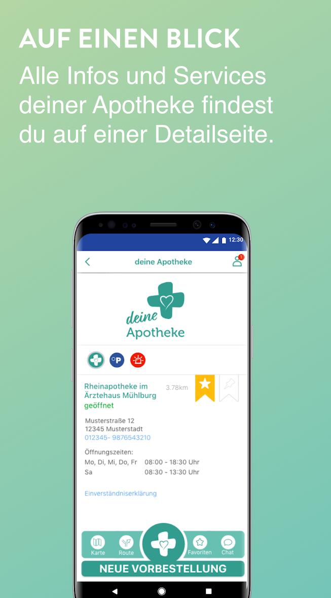 Digitale Apotheken App